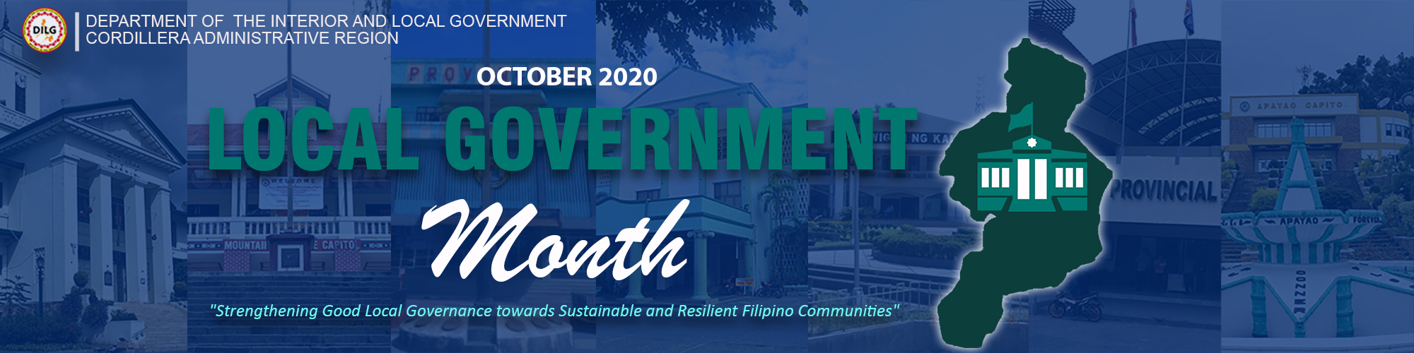 October is Local Government Month