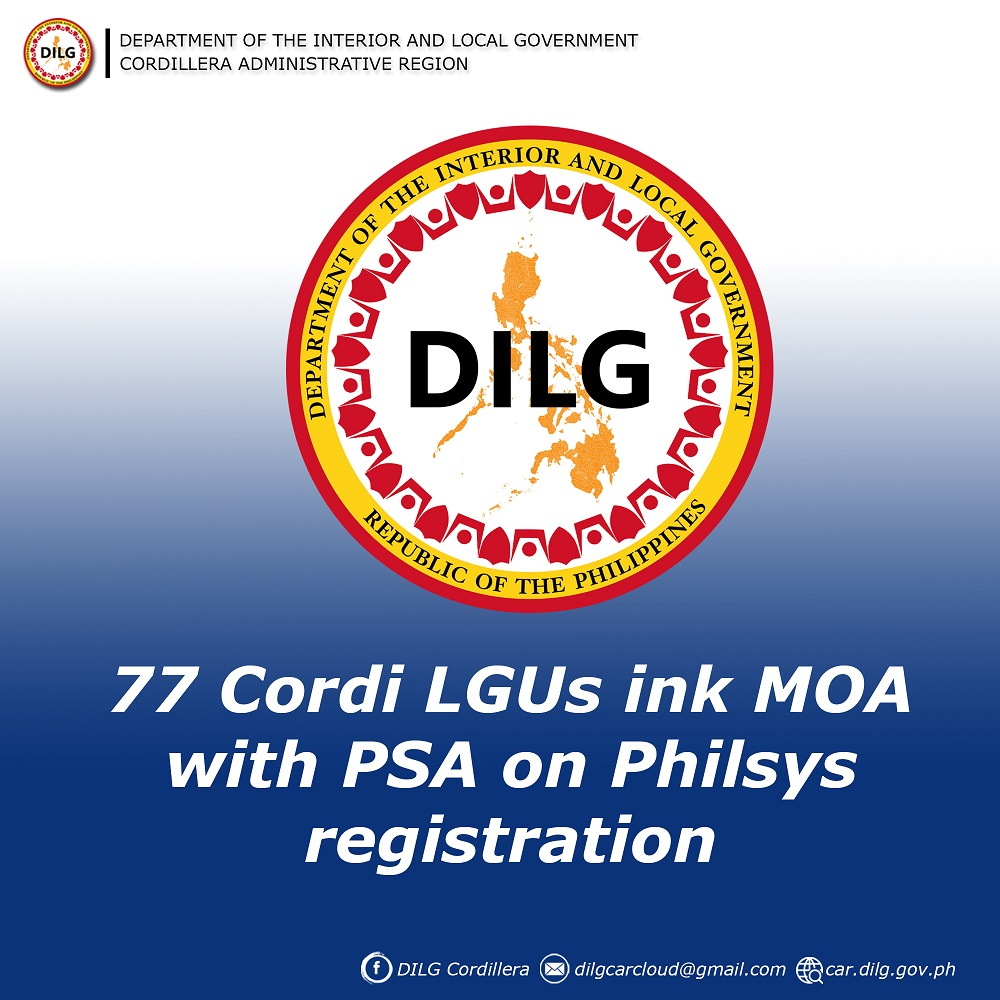 77 LGUS INK MOA WITH PSA