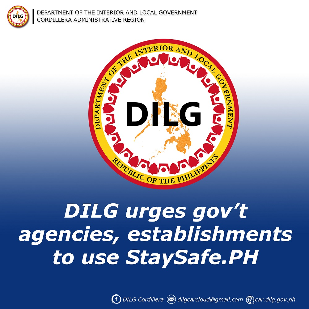 GOVT AGENCIES ESTABLISHMENTS TO USE STAY SAFE